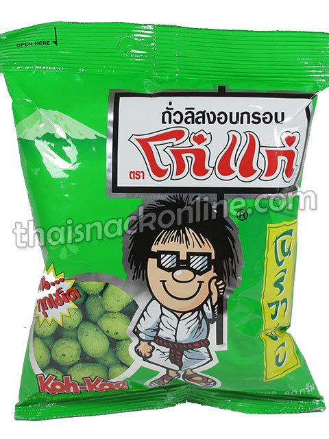 Koh Kae - Nuts Nori wasabi (75g)