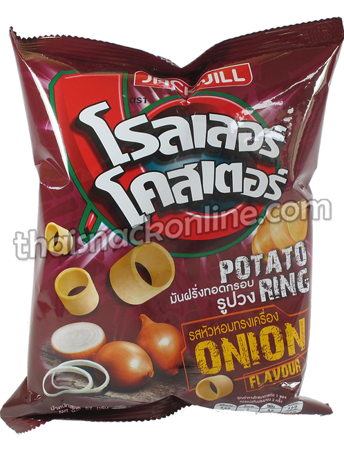 Roller Coaster - Potato Ring Onion (57g)