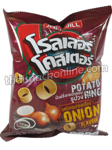 Roller Coaster - Potato Ring Onion
