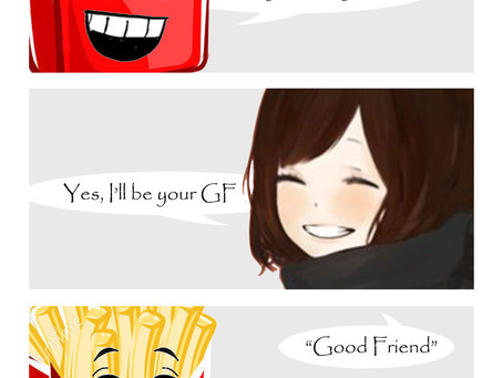 Snack Gags Ep.163   Girlfriend 2