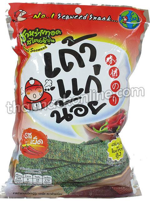 Tao Kae Noi - Crispy Seaweed Hot & Spicy (30g)