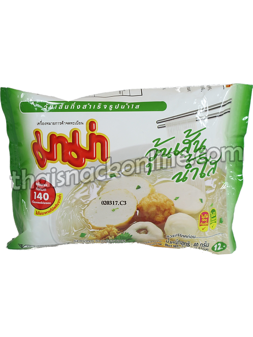 Mama - Glass Noodle Fish Ball (40g)