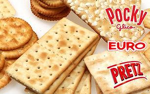 Thai Snack Online | Biscuits | Biscuit Sticks | Biscuit Rolls