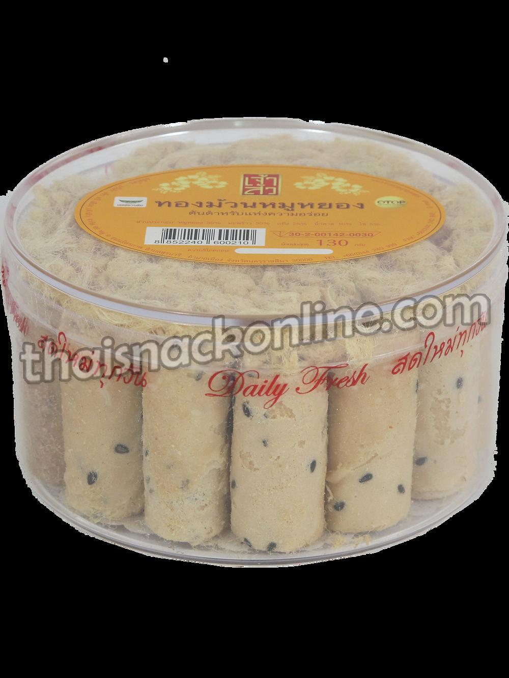 Chao Sua - Coconut Crispy Roll Pork