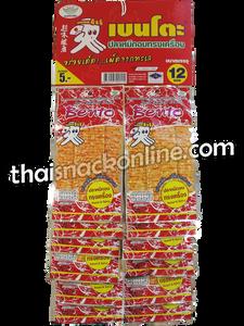 Bento - Squid Sweet & Spicy (12x6g)