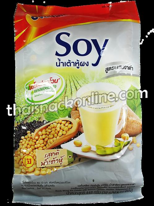 Ovaltine - Soy Powder with Black Sesame (13x31g)