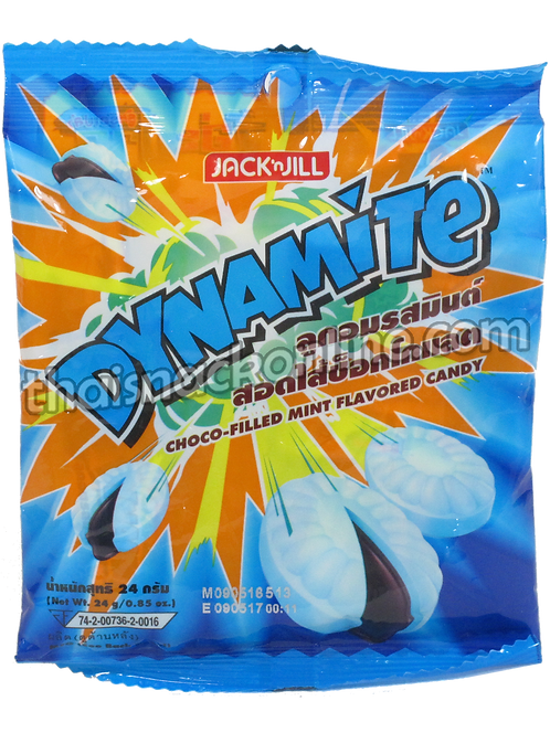 Dynamite - Candy Choco-Mint (24g)