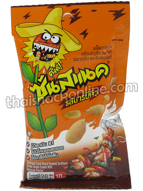Sunsnack - Sunflower Kernel BBQ (28g)