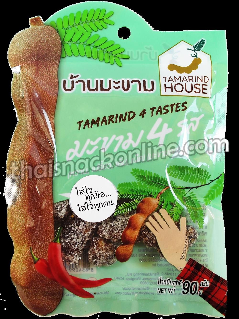 Tamarind House - Tamarind 4 Tastes