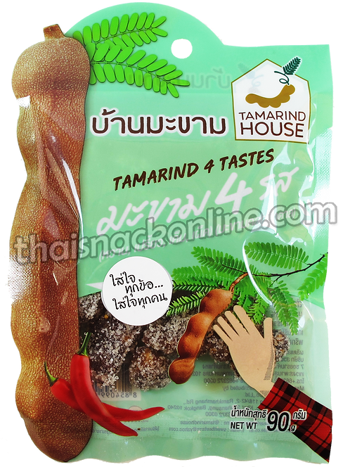 Tamarind House - Tamarind 4 Tastes  (90g)