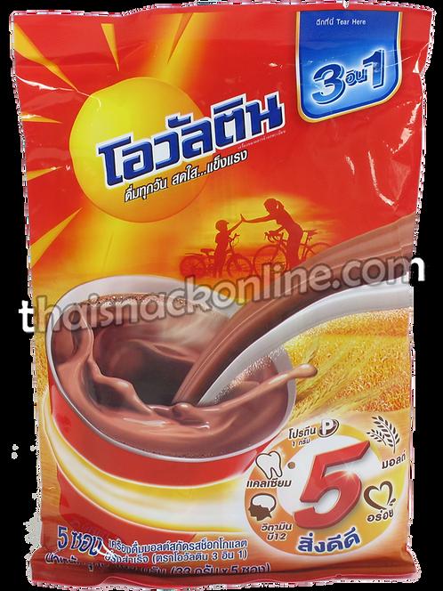 Ovaltine - Chocolate Malt (5x29g)
