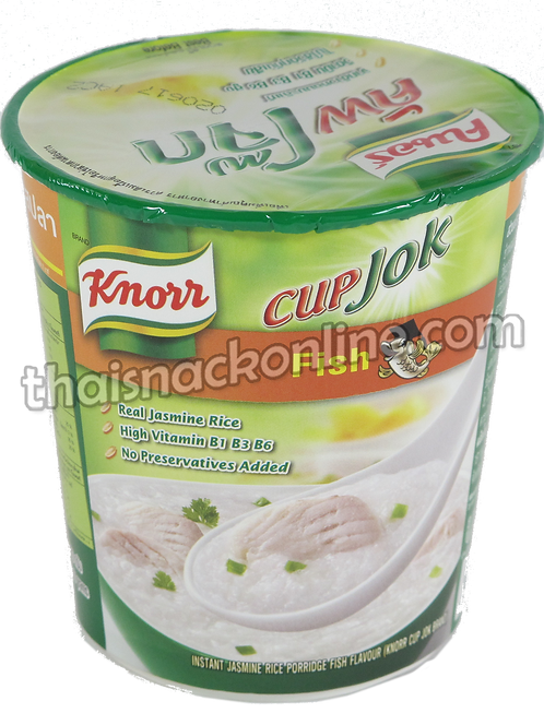 Knorr Cup - Congee Fish (35g)