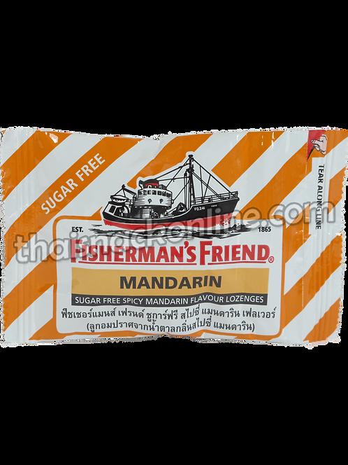 Fisherman's Friend - Lozenges Spicy Mandarin (25g)