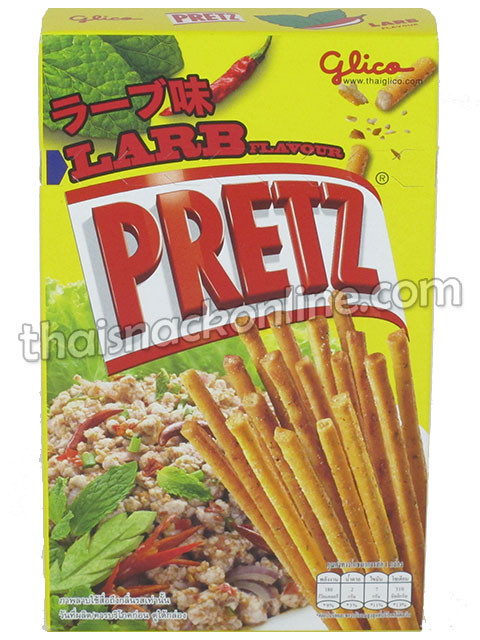 Pretz - Larb