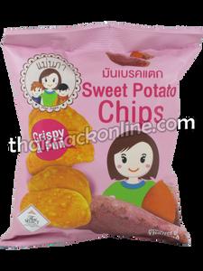 Mae Napa - Sweet Potato Chips