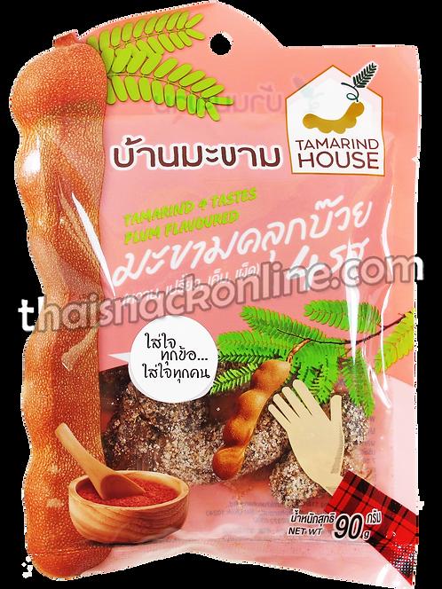 Tamarind House - Tamarind 4 Tastes Plum  (90g)