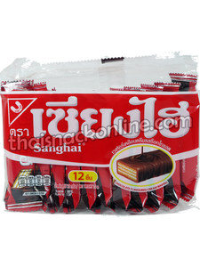 Sanghai - Wafers Chocolate Cream