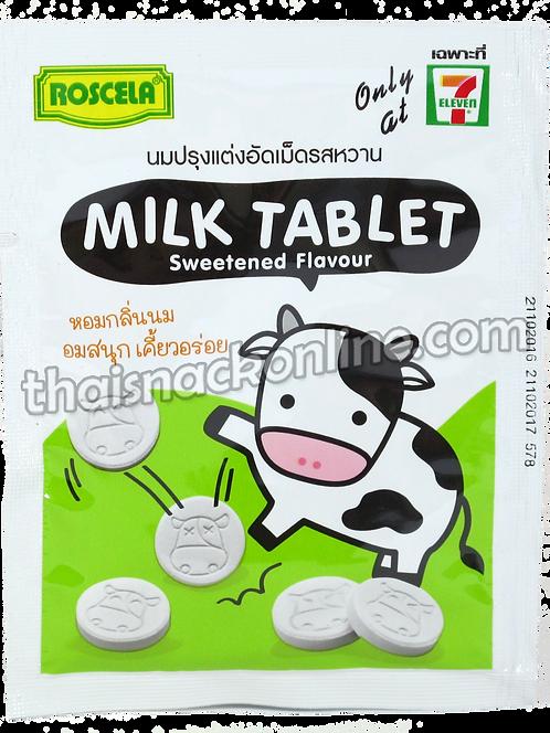 Roscela - Tablet Milk Sweetened (20g)