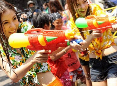 Songkran Festival 2019 | Water Guns Guide