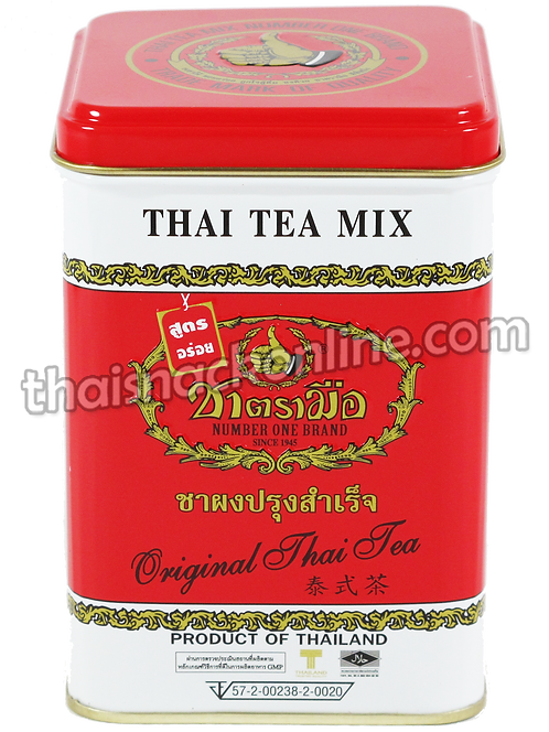 Cha Tra Mue - Original Thai Tea (50x4g)