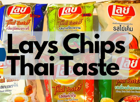 Introducing Lay's Thai Tastes | Will Kupfer