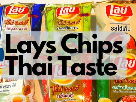 Introducing Lay's Thai Tastes   Will Kupfer