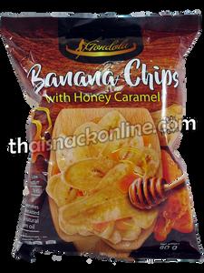 Gondola - Banana Chips Honey Caramel