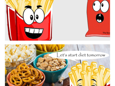 Snack Gags Ep.166   Diet