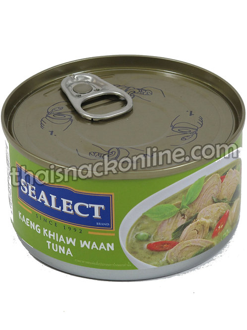 Sealect - Tuna in Green Curry (185g)