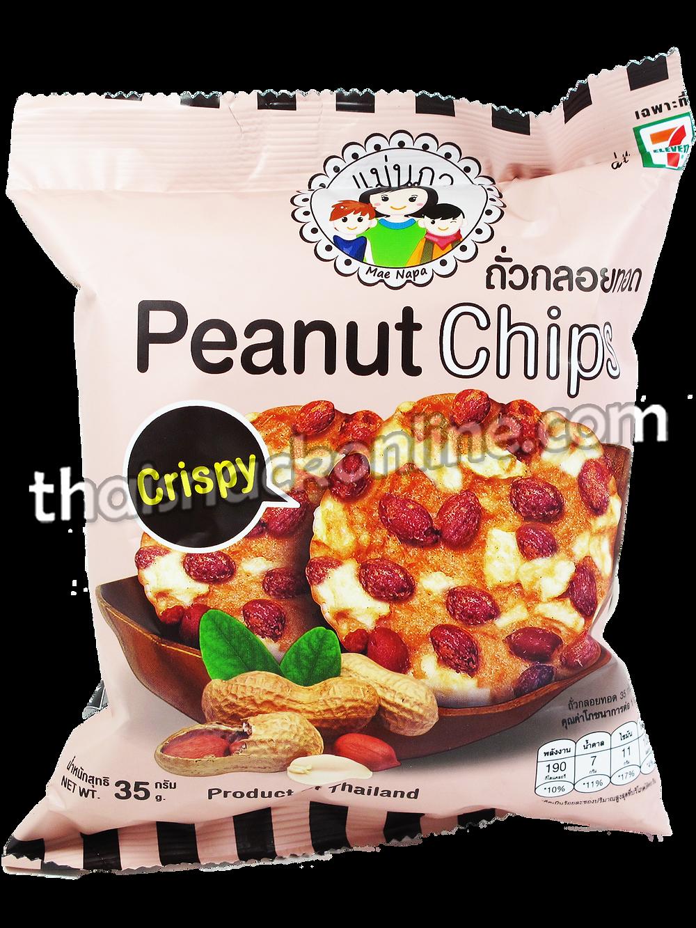 Mae Napa - Peanut Chips