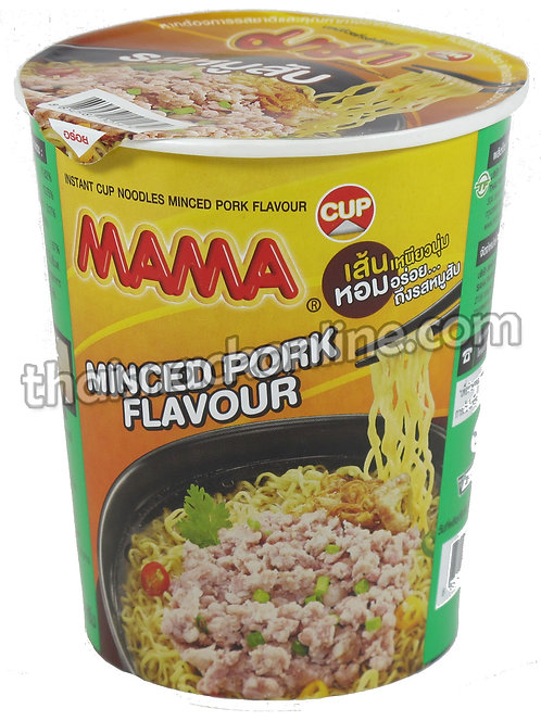 Mama Cup - Minced Pork (60g)