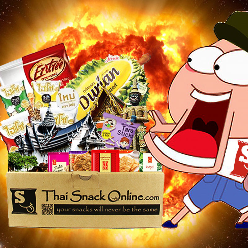 Most Popular Thai Snacks   2016