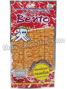 Bento - Squid Sweet & Spicy