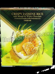 King Power - Crispy Jasmine Rice with Mango and White chocolate