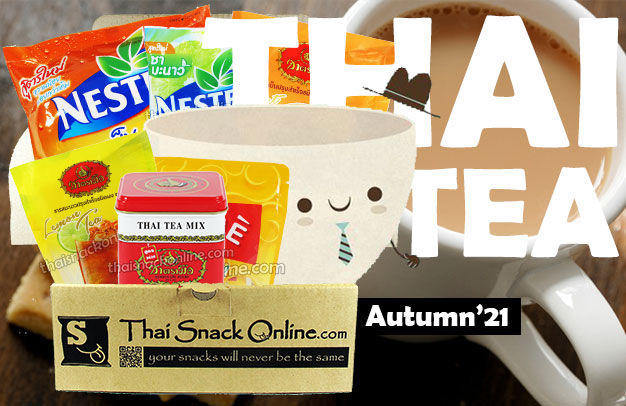 Thai Snack Online | Promotions | Snacks Box | Monthly Subscription