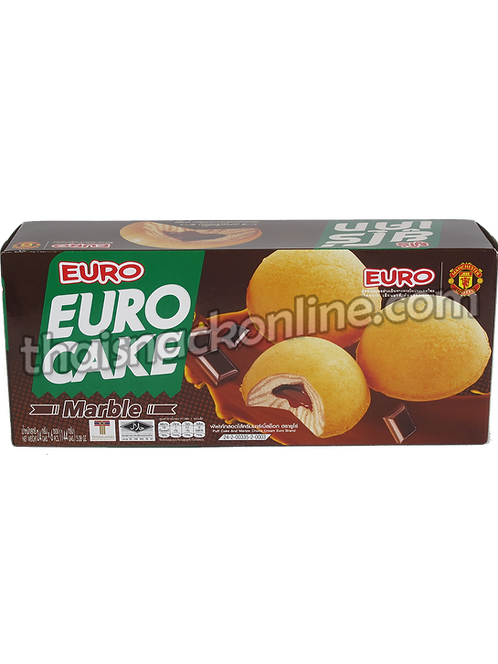 Euro - Puff Cake Marble Choco (6x24g)