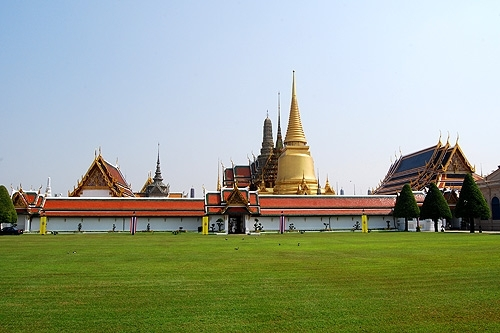 Grand Palace front