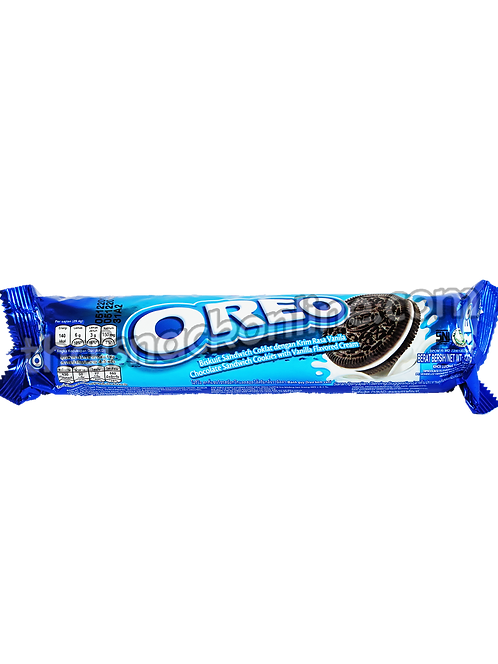 Oreo - Chocolate Sandwich Cookies with Vanilla Cream (133g)
