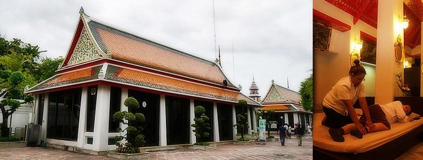 Original school of Thai Massage