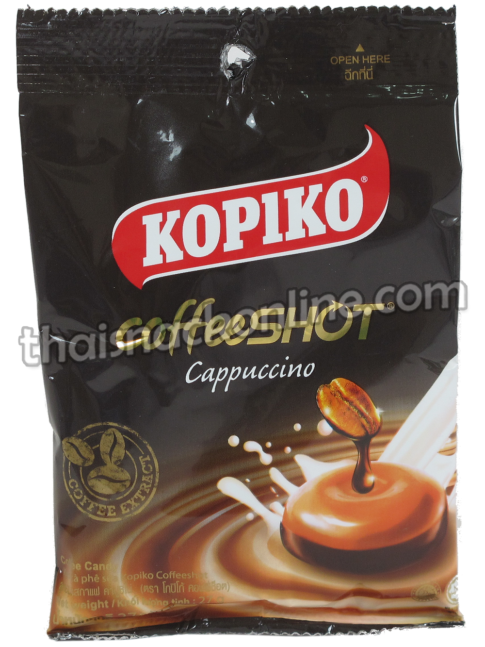 Kopiko - Candy Coffee Cappuccino