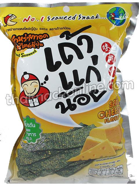Tao Kae Noi - Crispy Seaweed Cheese (32g)
