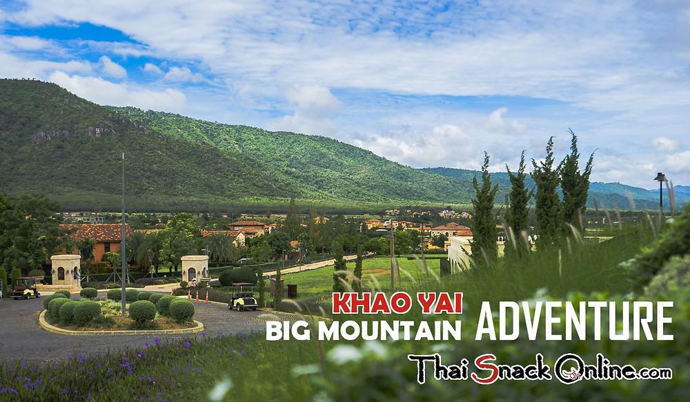 Khao Yai - Big mountain Thailand Adventure
