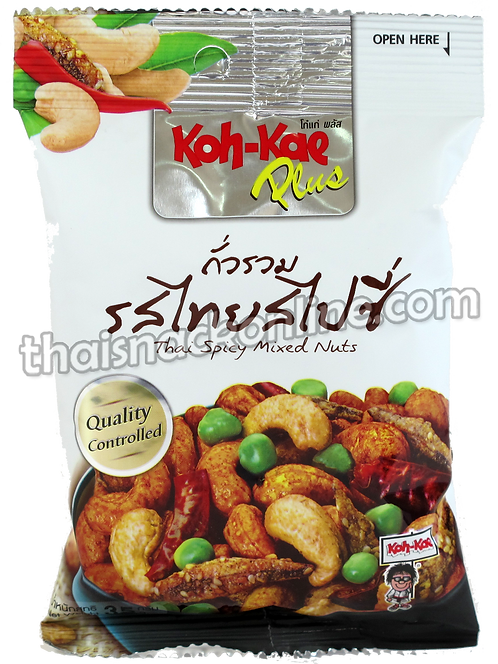 Koh Kae - Thai Spicy Mixed Nuts (30g)