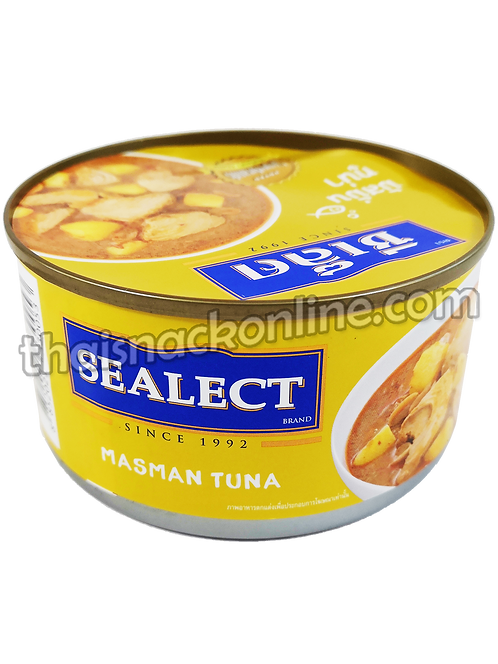 Sealect - Tuna in Masman (185g)
