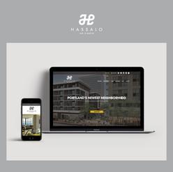 Hassalo on Eighth Website