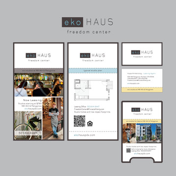 EcoHaus Leasing Materials