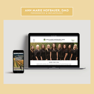 Hofbauer Periodontics & Implantology Website