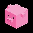 キューブ豚