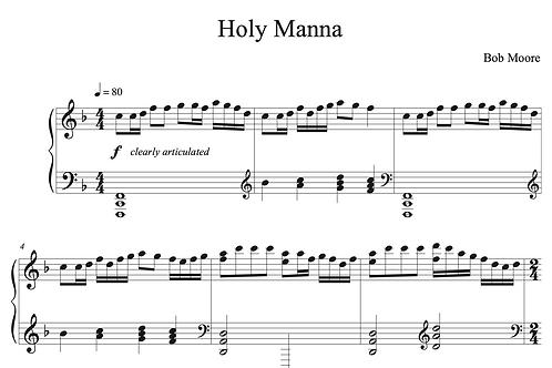 Holy Manna