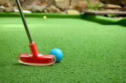 Creston Mini Golf